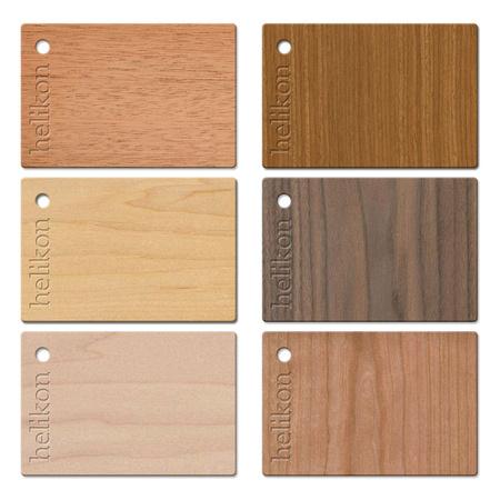 Helikon Furniture Wood Samples