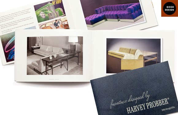 Harvey Probber Reissue Brochure